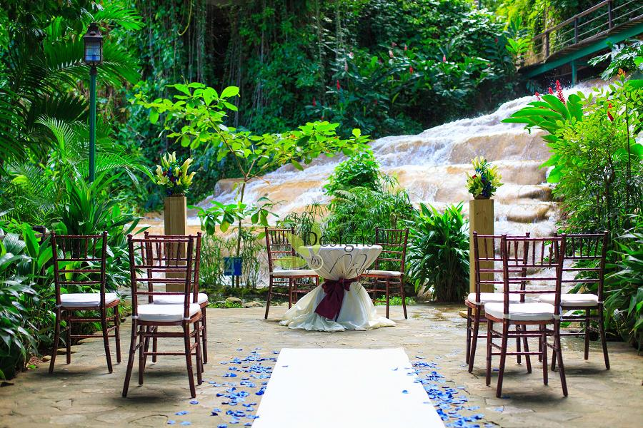 Designs By Nishy Wedding at Konoko Falls
