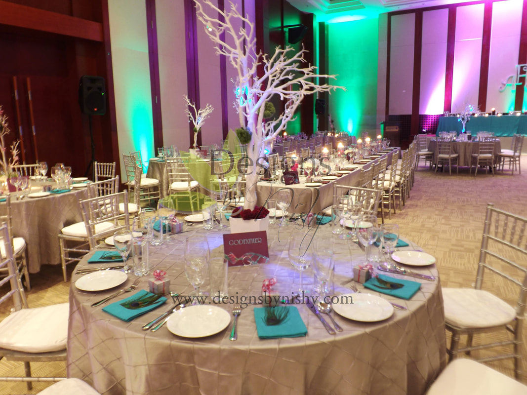 Designs By Nishy Wedding at Montego Bay Convention Centre