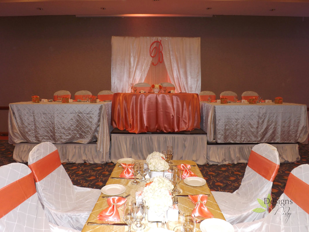 Designs By Nishy Wedding at Holiday Inn Sun Spree