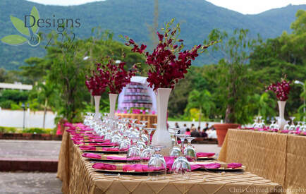 Designs By Nishy Wedding in Jamaica